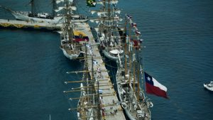 Tall Ships Cozumel Event