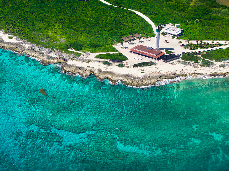 Royal caribbean cozumel shore excursions travel tips for Fly fishing cozumel