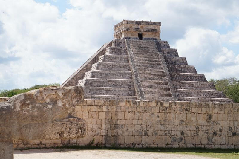 Cozumel to Chichen Itza by plane