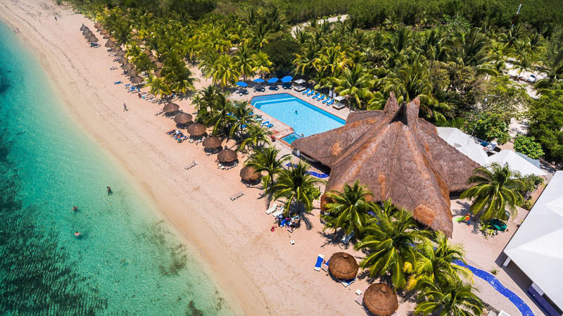 Of All The Cozumel Beach Clubs On This List Nachi Cocom Is Most Exclusive