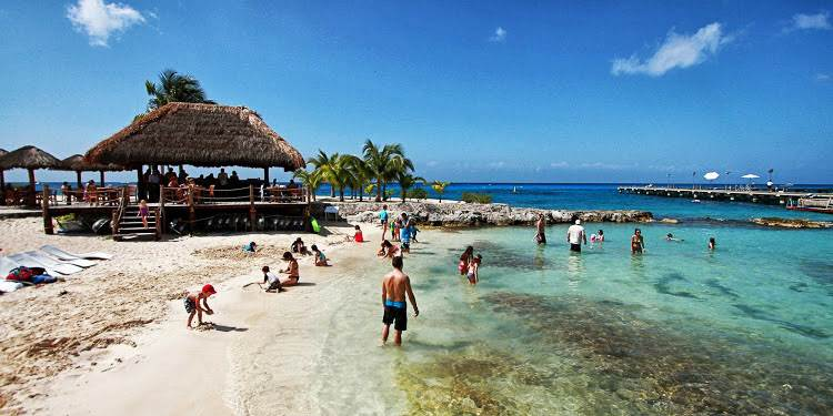 Chankanaab Beach Cozumel