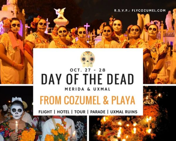 Day of the Dead Cozumel
