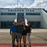 Royal Caribbean customers chichen itza