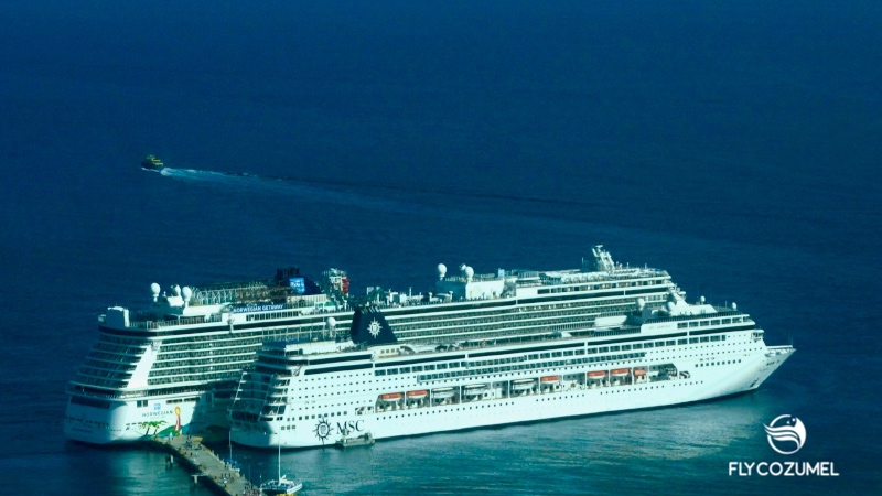 Cozumel Cruise Ship