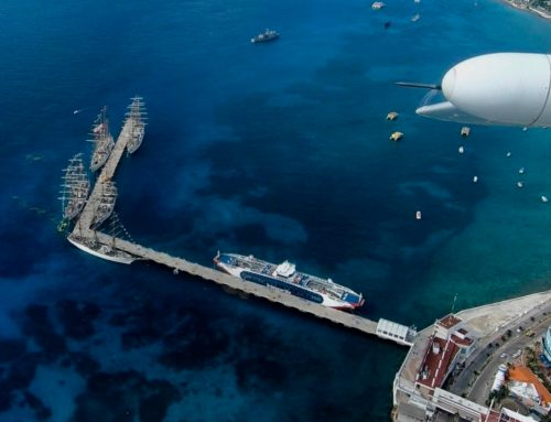 Cozumel Excursions: Scenic Flights over Tall Ships.