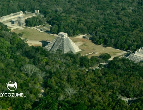 Recreating History: Chichen Itza like Charles Lindbergh