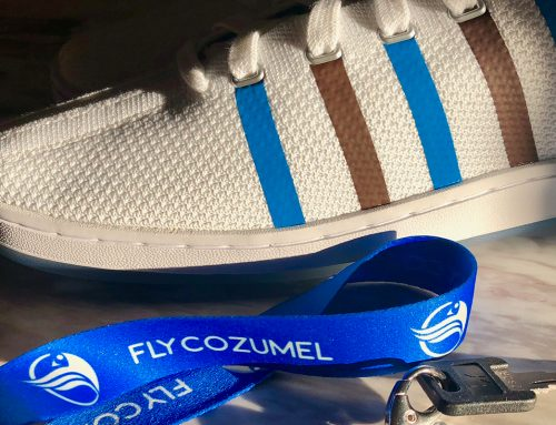 FlyCozumel team wears Gary Vee 003 Clouds & Dirt