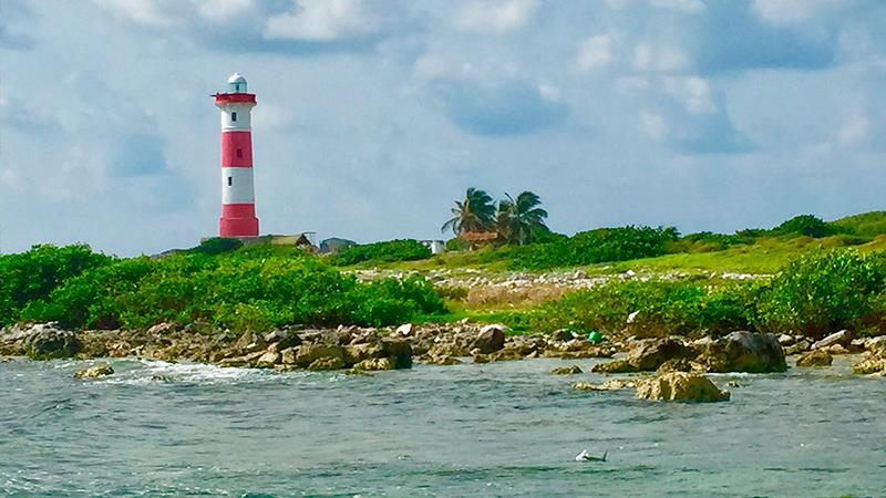 Cozumel Lighthouse North