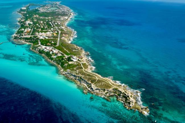 Aerial Photography Cancun