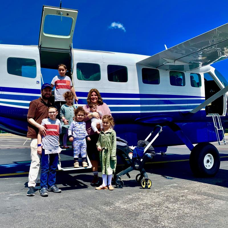 Family Flights Cancun Cozumel
