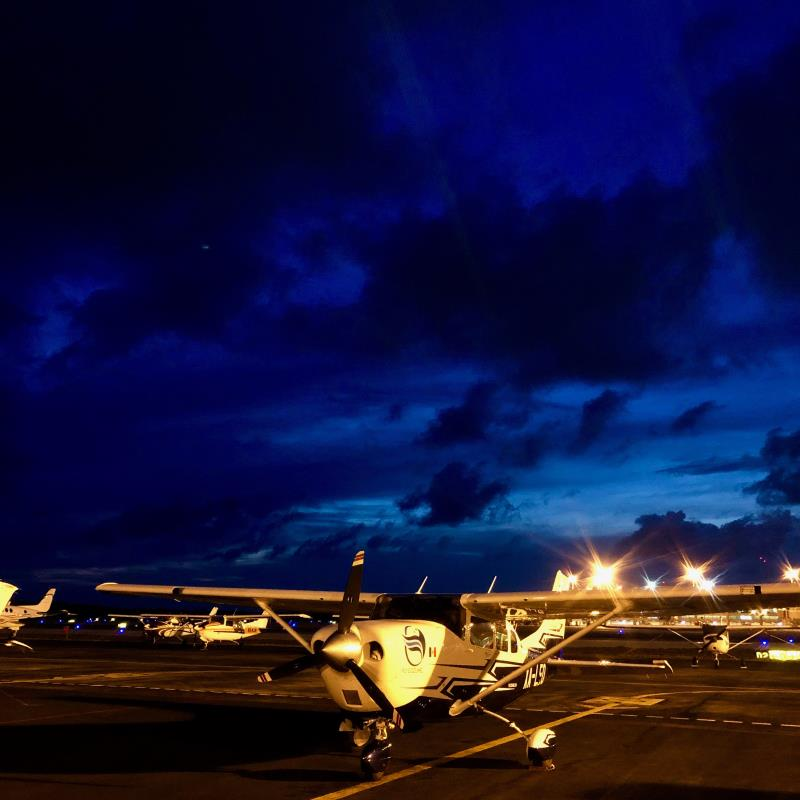 Night Flights Cancun Cozumel