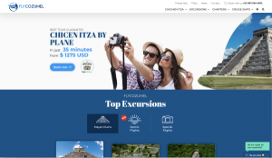 Fly Cozumel Excursions
