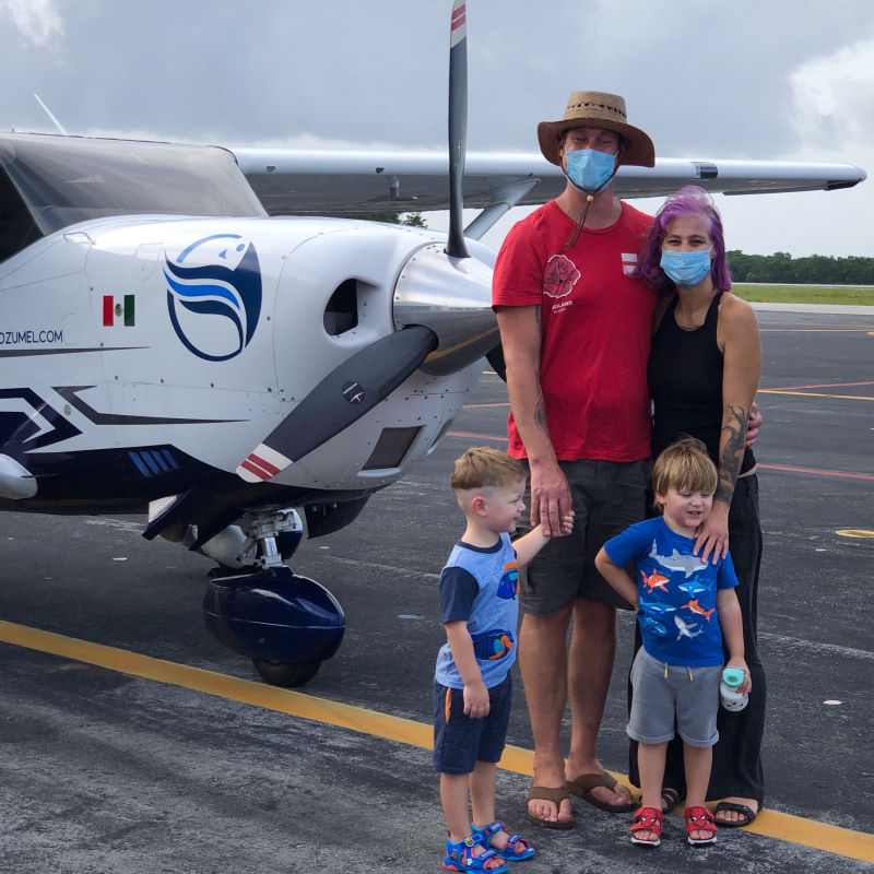 FLY COZUMEL REVIEWS CANCUN